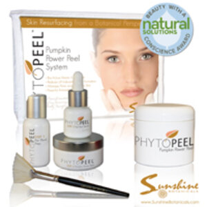 Sunshine Botanicals PhytoPeel Pumpkin Power Peel System