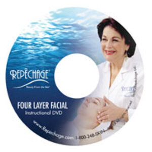 Repêchage Four Layer Facial Instructional DVD