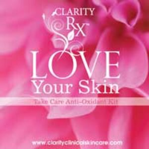 Clarity Clinical Skin Care Love Your Skin 7-Day Antioxidant Kit