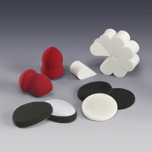 Qosmedix Latex-free Disposable Makeup Sponges
