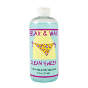 Relax & Wax Clean Sweep