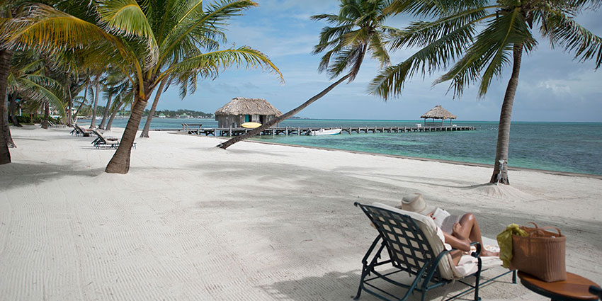 Victoria House Opens Largest Resort Spa on Ambergris Caye, Belize