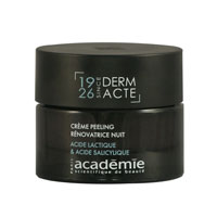 Restorative Exfoliating Night Cream by Academie Scientifique de Beaute