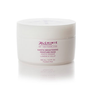 Alchimie Forever of Switzerland's Kantic Brightening Moisture Mask