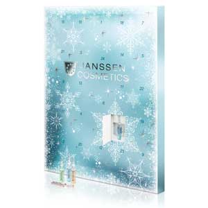 JANSSEN COSMETICS' Ampoule and Care Advent Calendar