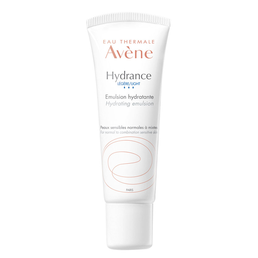 Eau Thermale Avène's Hydrance LIGHT Hydrating Emulsion