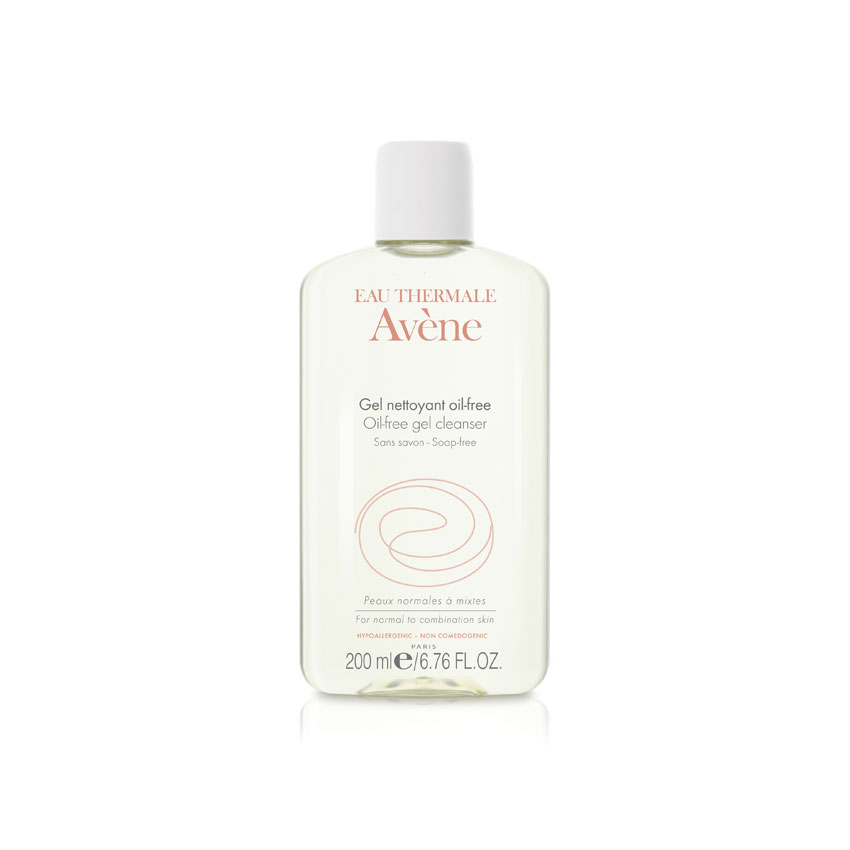Oil-Free Gel Cleanser by Avene