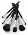 Brushes by Karen 100% Synthetic Brush Fibers on brushes