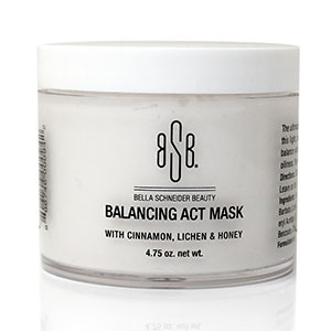 Bella Schneider Beauty's Balancing Act Mask
