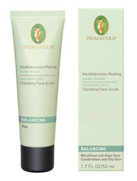Clarifying Face Scrub by Primavera