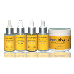 Skin Authority's Beauty Infusion Collection