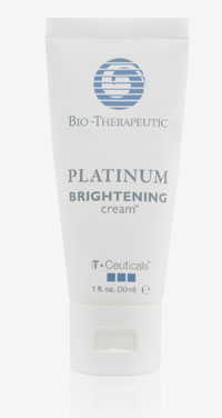 Bio-Therapeutic Platinum Brightening Cream