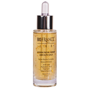 Bio France Lab's 24 KT Gold Serum