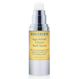 Bioelements' Age Activist Clinical Youth Serum