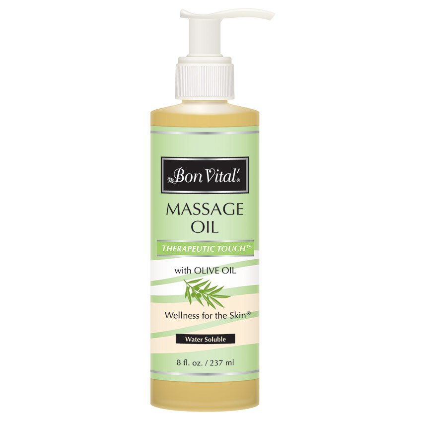 Therapeutic Touch Massage Oil