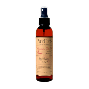 Bulgarian Rose Soothing Toner