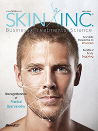 Skin Inc. April 2015 cover
