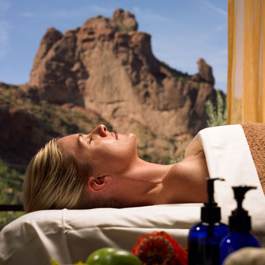 The Spa at Sanctuary on Camelback Mountain Resort