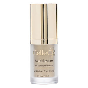 CelleClé Skincare's MultiRestore Corrective Eye Contour Treatment