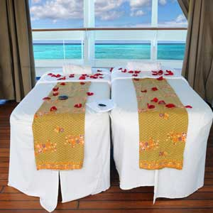 Unwind on the Waves with the Best Cruise Ship Spas
