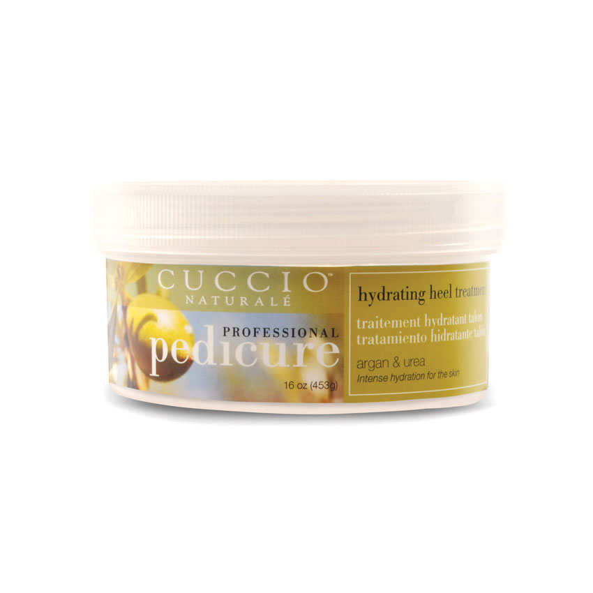 Professional Pedicure Hydrating Heel Treatment by Cuccio Naturalé