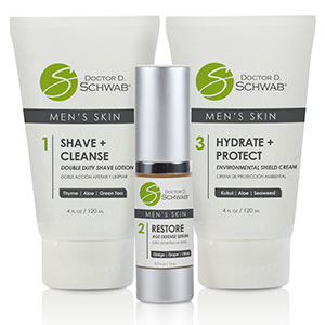 Doctor D. Schwab's Men's 3-Piece Set