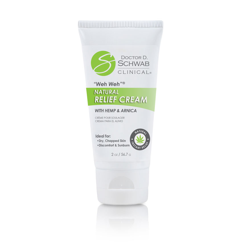 Doctor D. Schwab's Clinical Weh Weh Natural Relief Cream