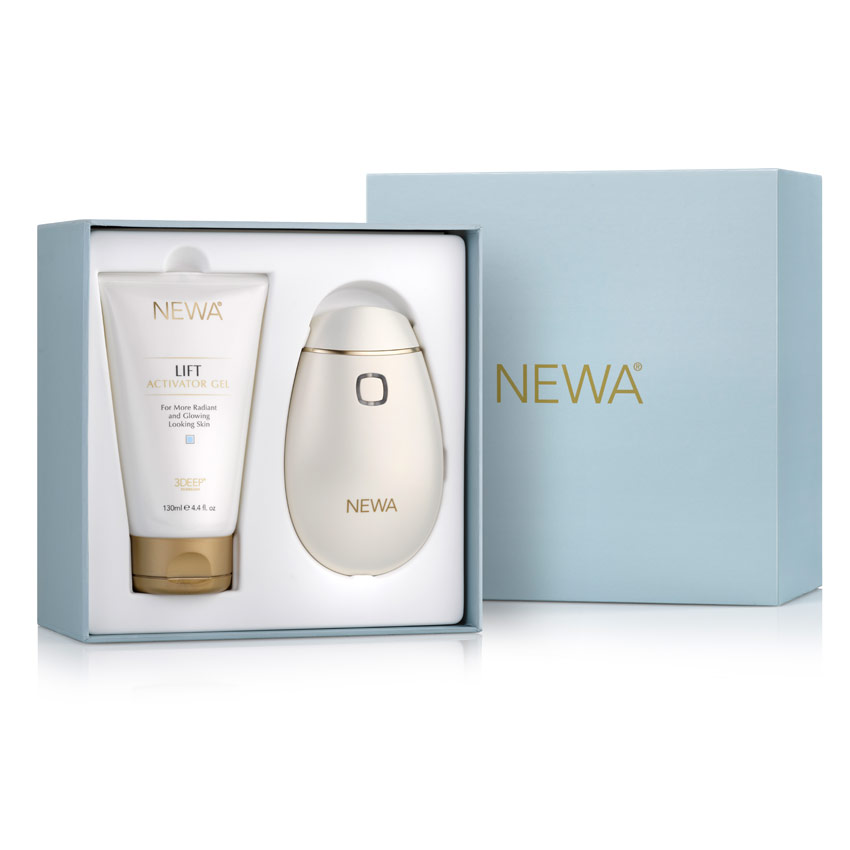 Eclipse Aesthetics' NEWA RF Skin Care System for Home Use