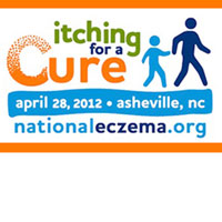Itching for a Cure eczema walk