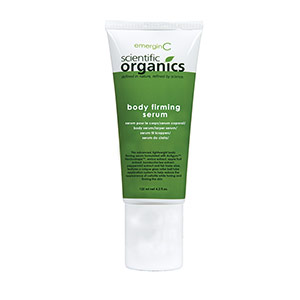 emerginC scientific organics' body firming serum