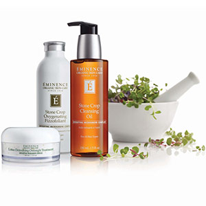 Éminence Organic Skin Care's Microgreens Detox Collection