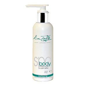 Eve Taylor North America's Wellbeing Bath and Massage Oil