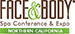 Face &amp; Body Northern California 2012 logo