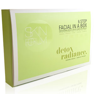 SKINFORUM's Facial in a Box