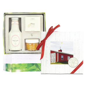 FarmHouse Freshs Honey & Cream Deluxe Gift Set