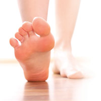 professional skin care for the feet
