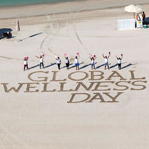 Global Wellness Day Promotes Mindfulness & Well-Being