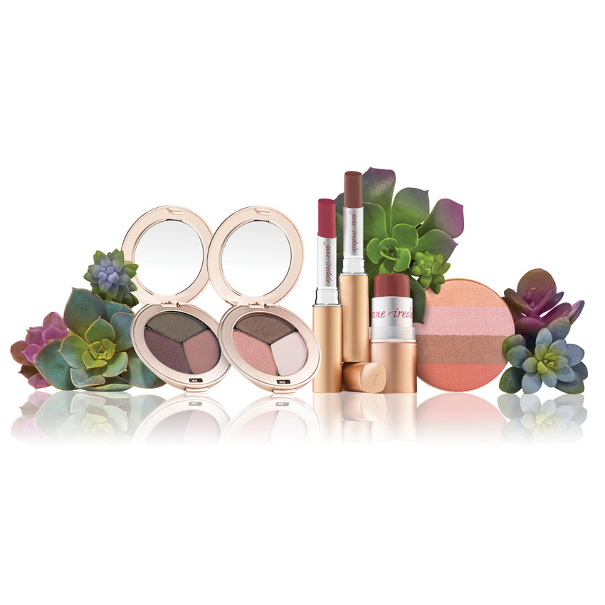 Jane Iredale's Well & Good Makeup Collection
