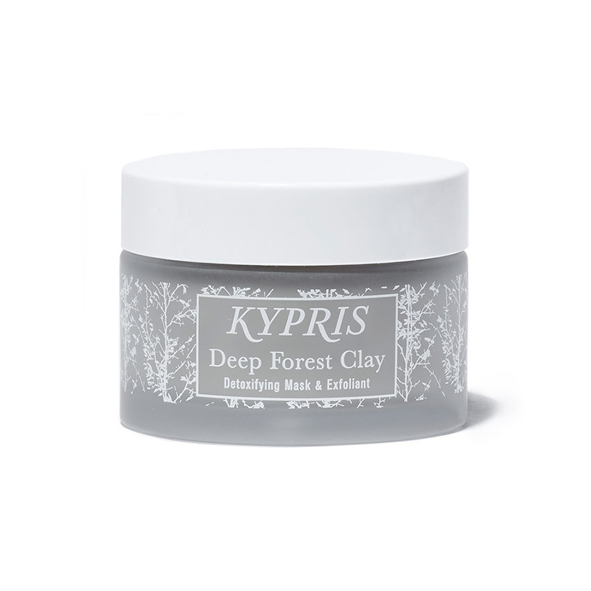 KYPRIS' Deep Forest Clay Mask