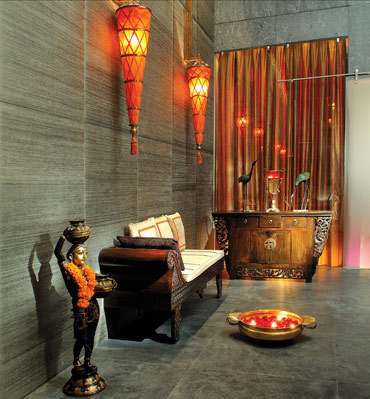 Softouch Spa interior