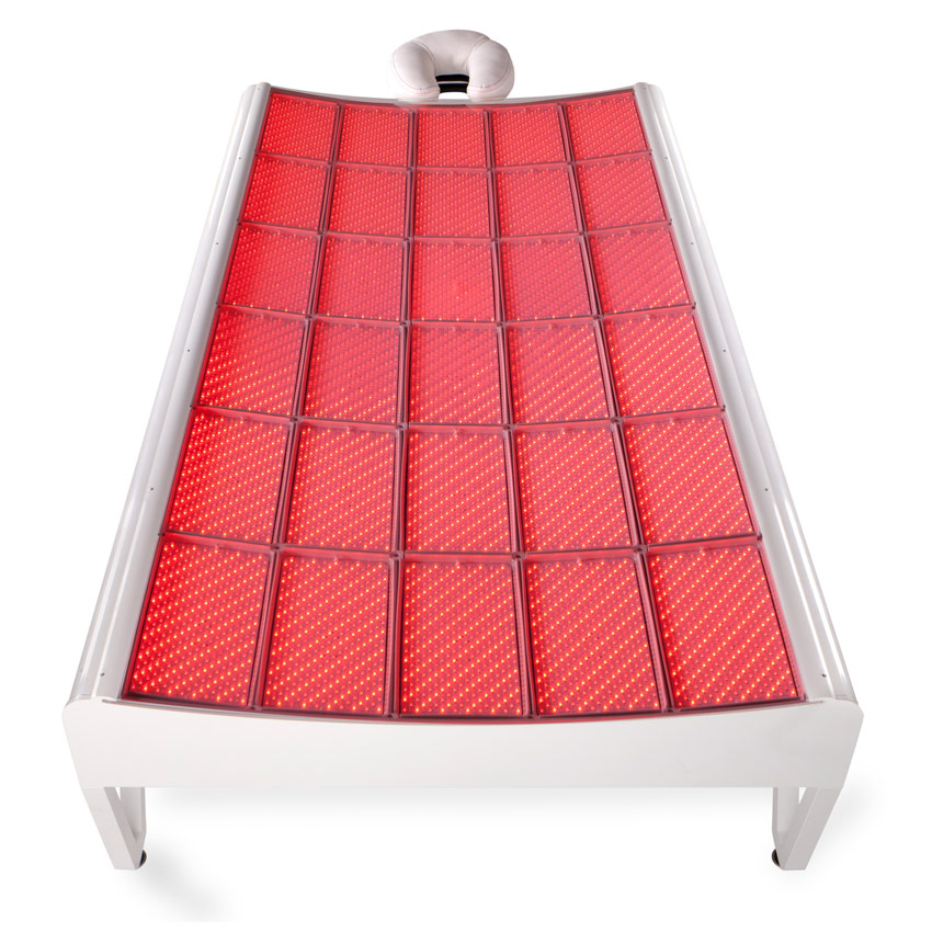 LightStim's Professional LED Bed