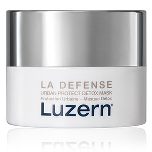 Luzern Laboratories' La Defense Urban Protect Detox Mask