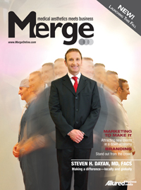 Merge magazine cover