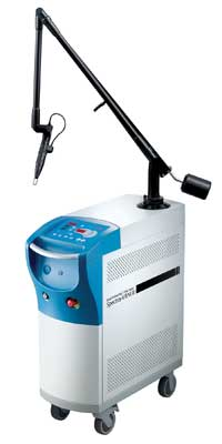 Lutronic Inc. Spectra Q-Switched Nd:YAG Laser