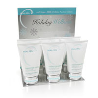 Malibu C Perfection-Crème Holiday Point of Purchase Display