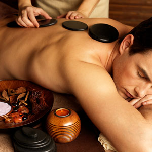 Men Flock to the Spa in Baltimore
