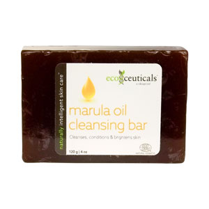 Skinprint's Eco-ceutical Marula Oil Cleansing Bar