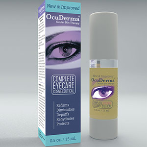 MediNiches OcuDerma Gets New Formula and Packaging