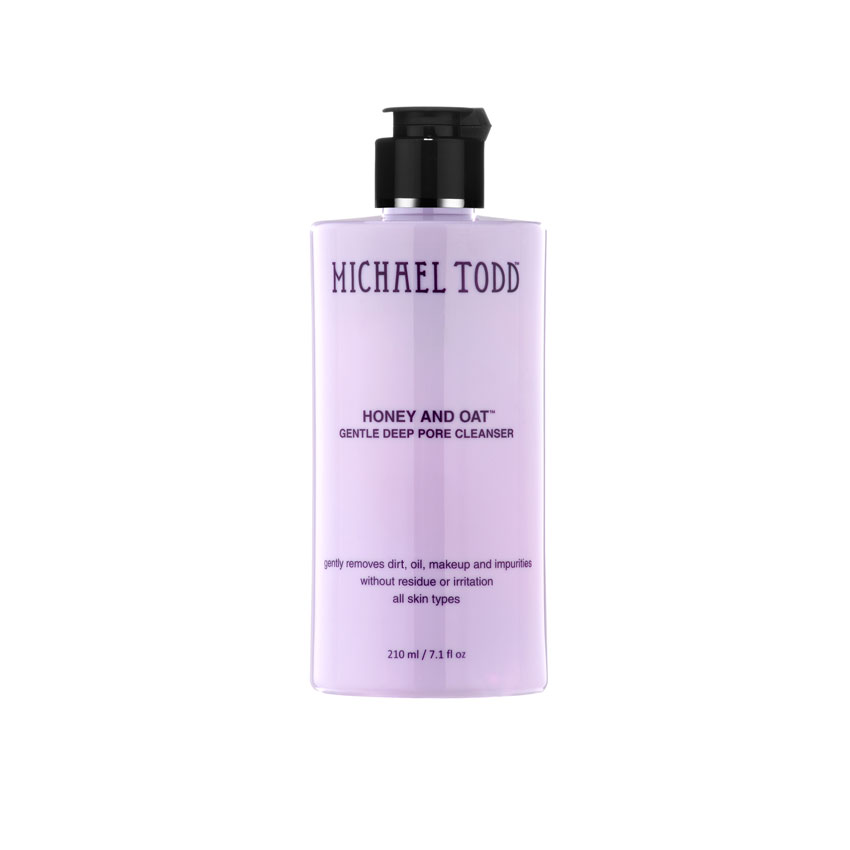 Honey & Oat Cleanser by Michael Todd