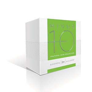 Minus 10 Youthful Skin Collection